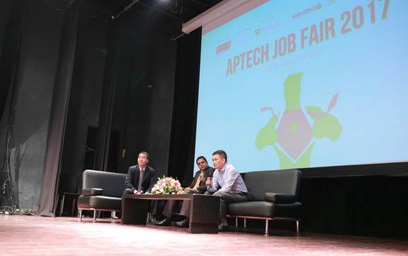Aptech Job Fair 2019: