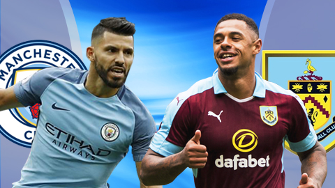 Link SopCast, Ace Stream xem trận Man City vs Burnley
