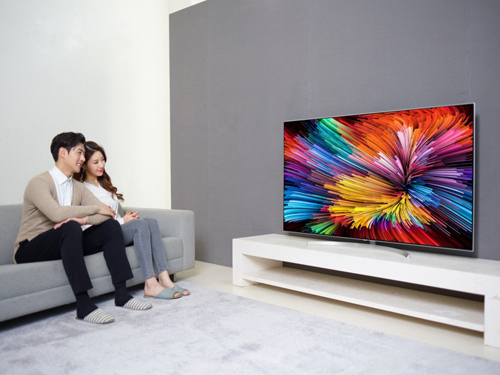 LG TV UHD và Full HD
