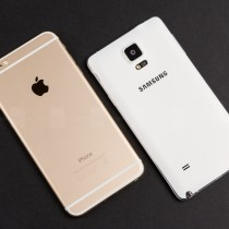 6 điểm Galaxy Note 4 thua đứt iPhone 6 Plus