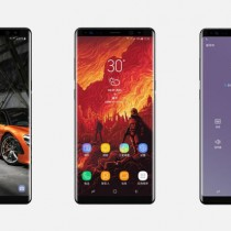 Galaxy Note 8 Emperor edition: RAM 8 GB, bộ nhớ 256 GB?