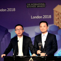 vOCS 3.0 nhận giải vàng tại International Business Stevie Awards